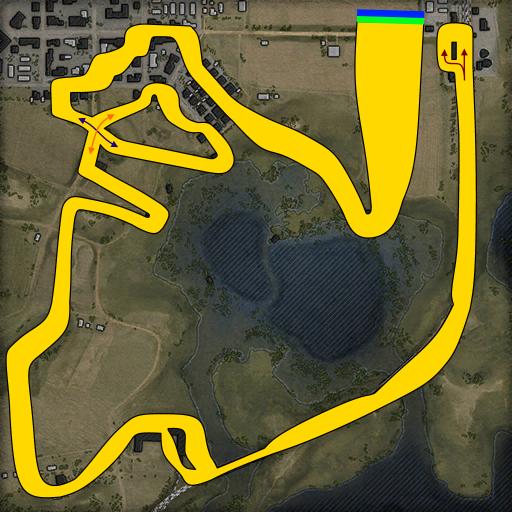 Лобовое противостояние - гонка от Ha_3DOPOBbE (30.07.17)