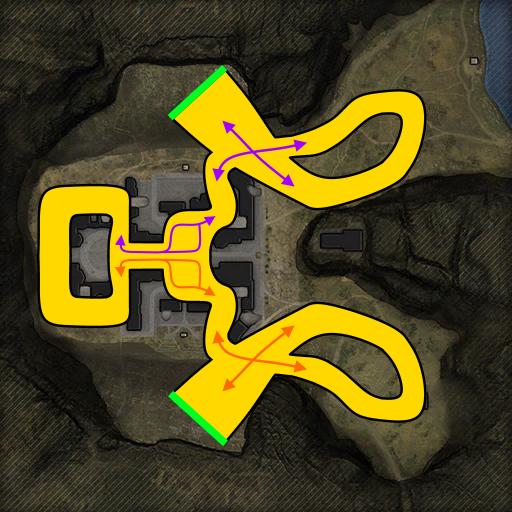 Миттенгардская симметрия - гонка от Ha_3DOPOBbE (08.10.17)