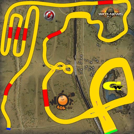 Танковые гонки №157 (18.11.17)