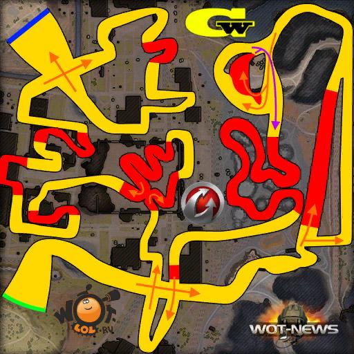 Танковые гонки №209 (29.12.18)